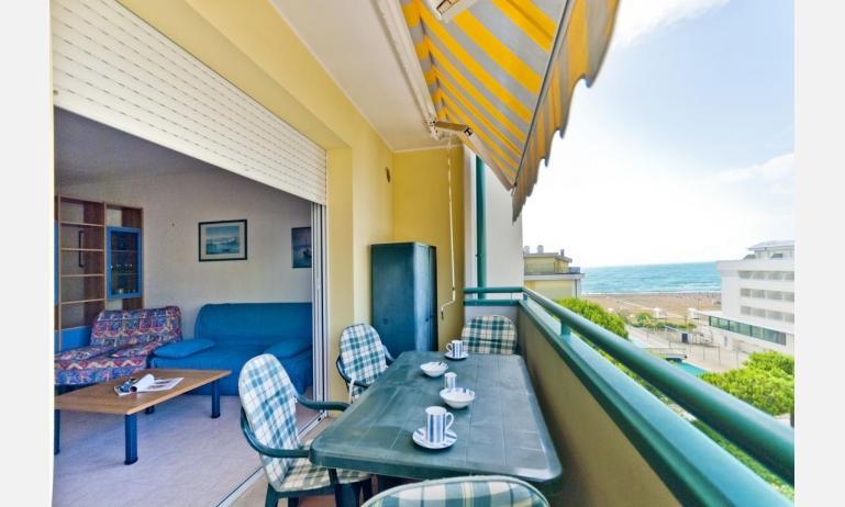 residence CRISTOFORO COLOMBO: B4 - balcone con vista (esempio)