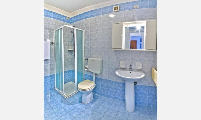 residence CRISTOFORO COLOMBO: B4 - bagno con box doccia (esempio)