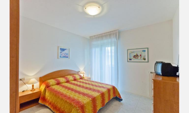 residence CRISTOFORO COLOMBO: B4 - camera matrimoniale (esempio)