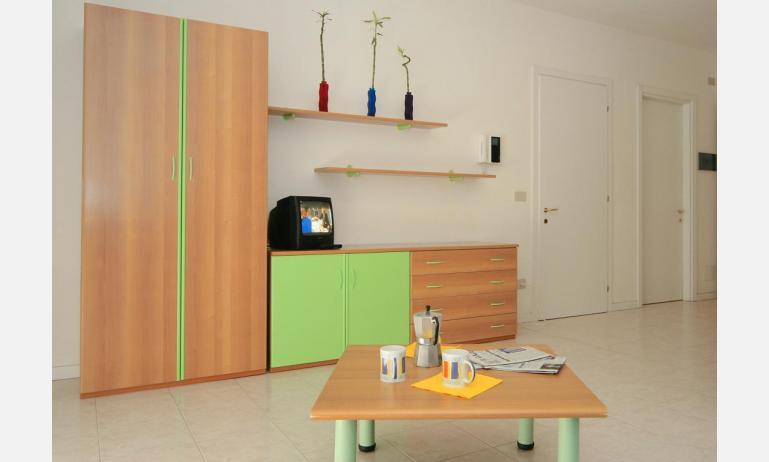 residence CRISTOFORO COLOMBO: B4 - zona giorno