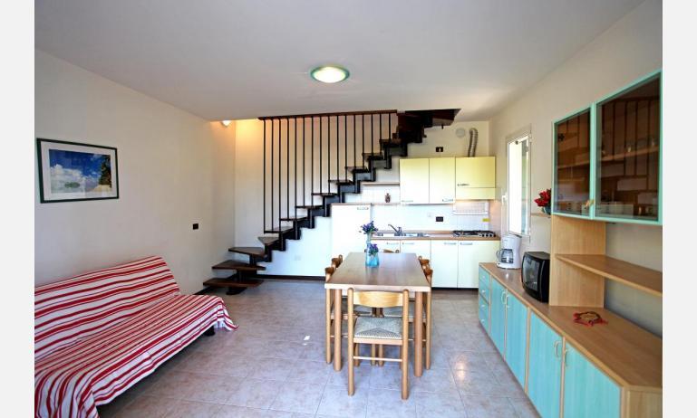 Residence LIDO DEL SOLE: B5 V - Wohnraum