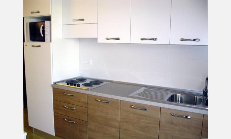 appartamenti BELLOSGUARDO: C6 - angolo cottura (esempio)