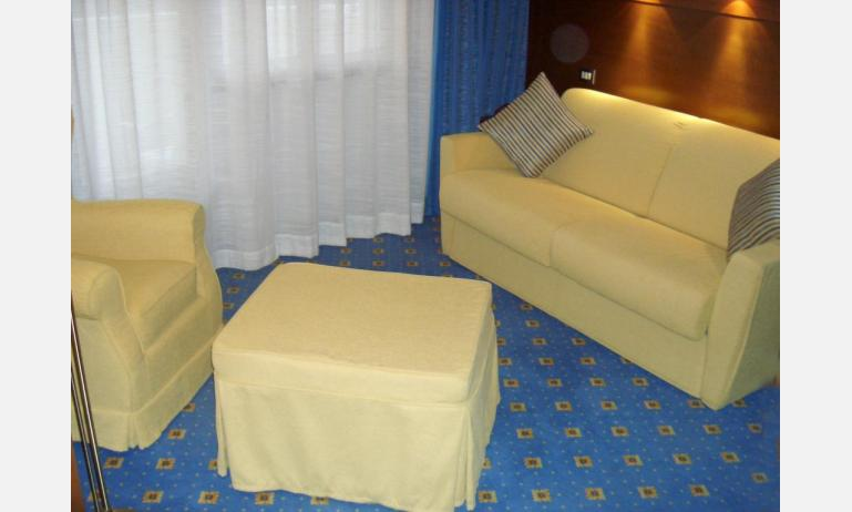 hotel CORALLO: Junior suite - suite (példa)