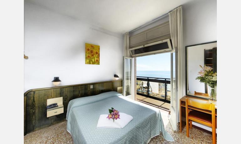 hotel TRITONE: Basic FM - camera Standard vista mare (esempio)