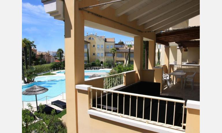 residence MEDITERRANEE: C5/6 - balcone con vista (esempio)
