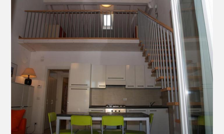 Residence MEDITERRANEE: C5 - offener Dachboden (Beispiel)