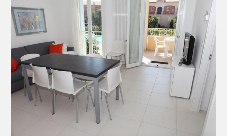 residence MEDITERRANEE: C5/6 - zona giorno