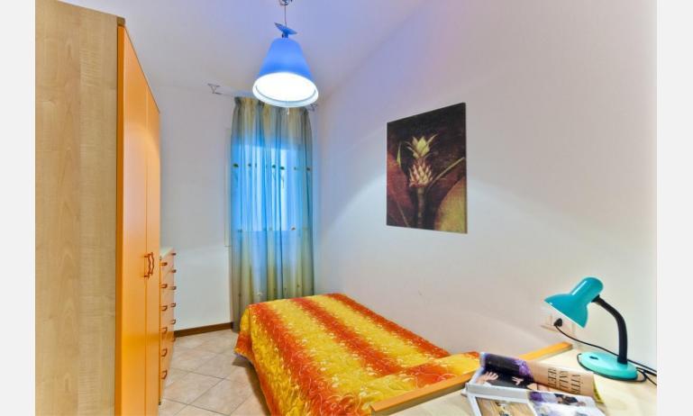 appartamenti CARAVELLE: C6 - camera singola (esempio)