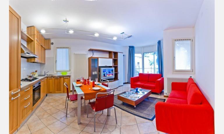 appartamenti CARAVELLE: C6 - soggiorno (esempio)