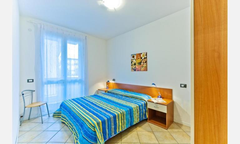 appartamenti STEFANIA: B4 - camera matrimoniale (esempio)