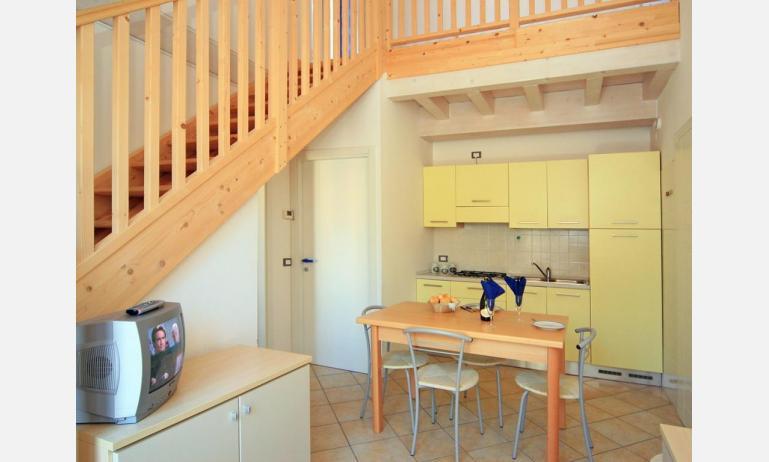 appartamenti STEFANIA: B4 - soppalco (esempio)