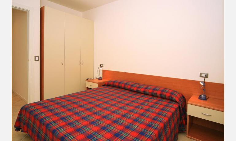 appartamenti STEFANIA: C6 - camera matrimoniale (esempio)