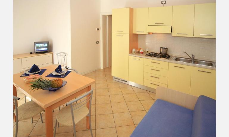 appartamenti STEFANIA: C6 - zona giorno