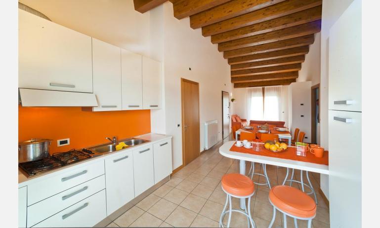 residence ROBERTA: C8s - angolo cottura (esempio)