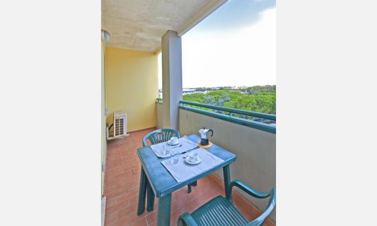 residence CRISTOFORO COLOMBO: C6 - terrazzo (esempio)
