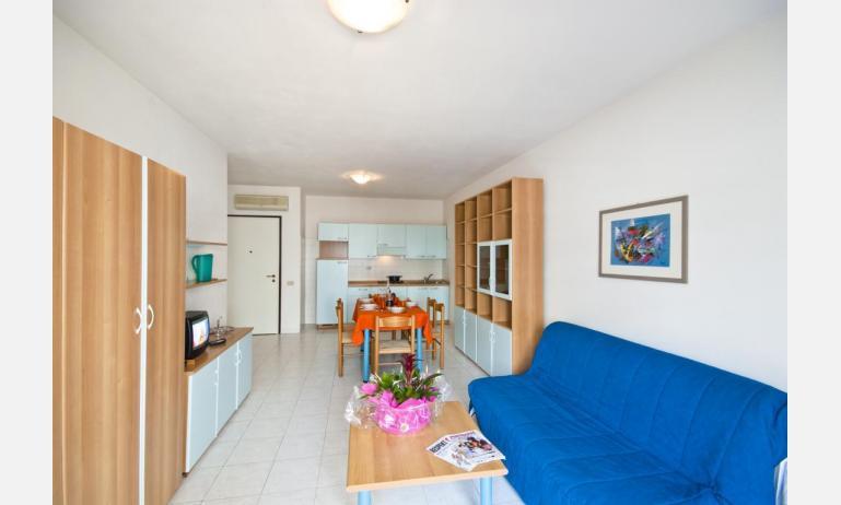 residence CRISTOFORO COLOMBO: C6 - zona giorno