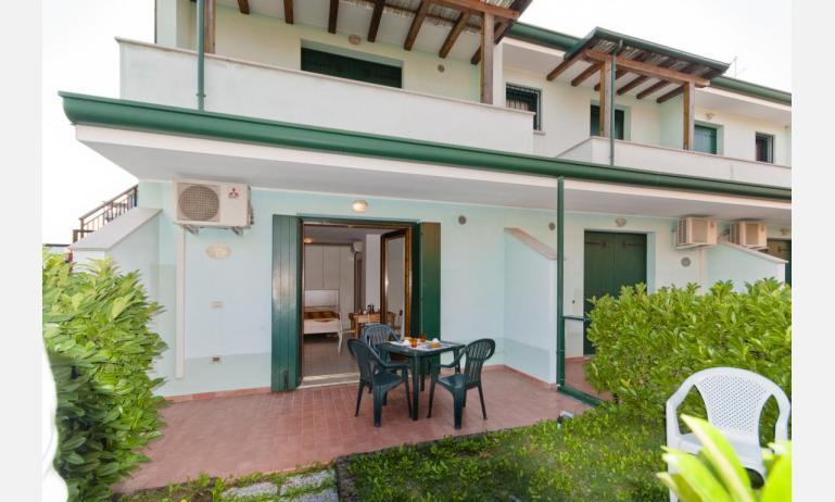 residence CRISTINA BEACH: A4 - piano terra (esempio)