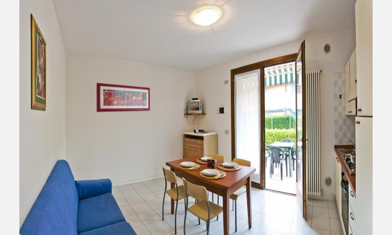 residence CRISTINA BEACH: B4 - zona giorno