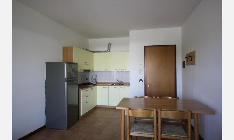 residence LIDO DEL SOLE: C7 - kitchenette (example)