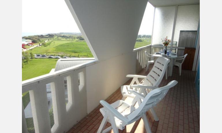 appartamenti MARCO POLO: B5 - terrazzo (esempio)