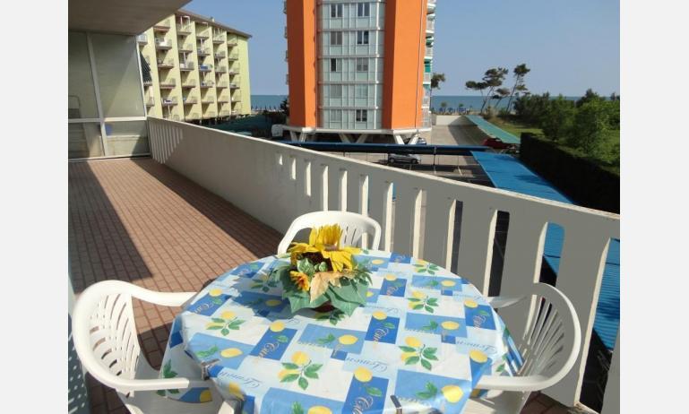appartamenti MARCO POLO: C6/7 - terrazzo attico (esempio)