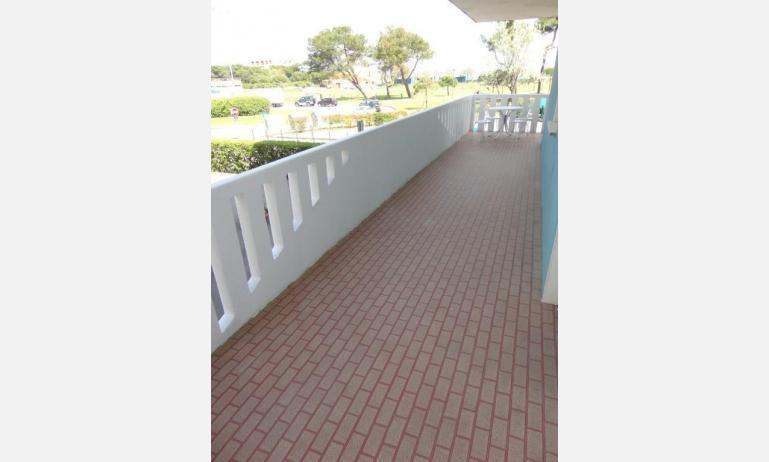appartamenti MARCO POLO: C6/7 - balcone (esempio)