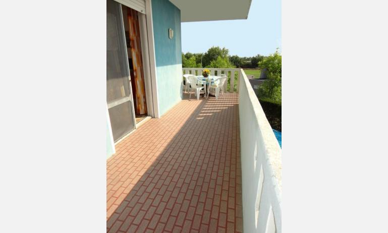 appartamenti MARCO POLO: C6/7 - terrazzo (esempio)