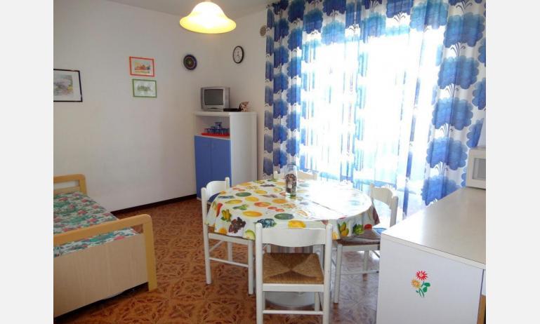 appartamenti MARCO POLO: C6/7 - soggiorno (esempio)