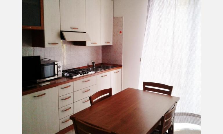 appartamenti LE SOLEIL: B5 - angolo cottura (esempio)