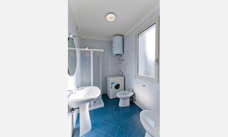 appartamenti LE SOLEIL: C6/7 - bagno con box doccia (esempio)