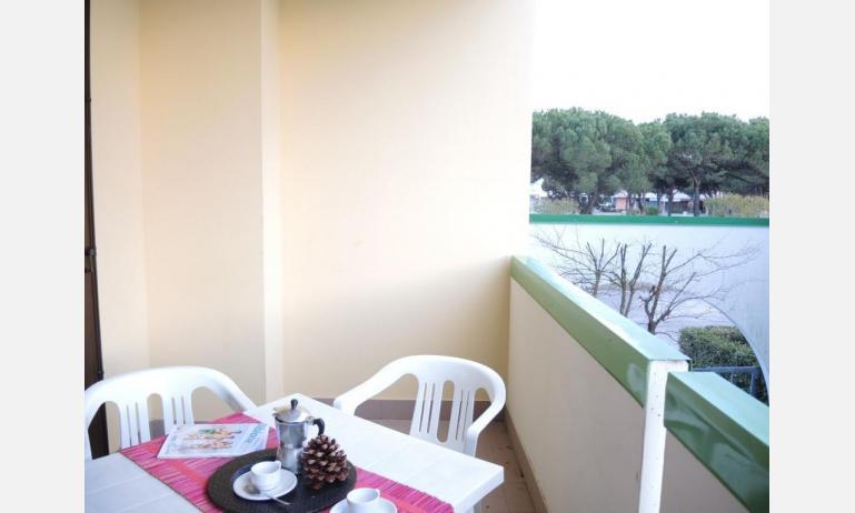 Residence LIA: B5 - Balkon (Beispiel)