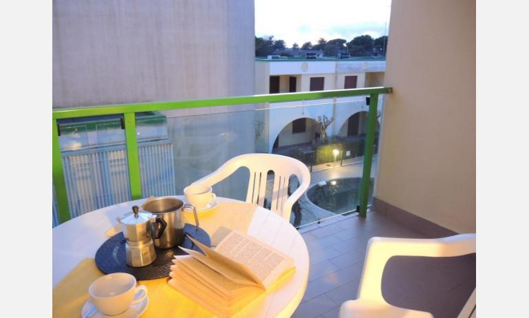 residence LIA: B5 - balcony with view (example)
