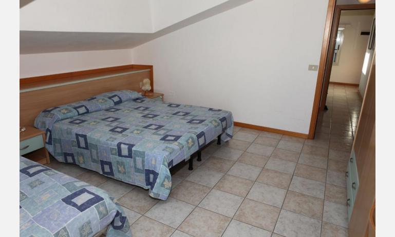 appartamenti MINERVA: B5 - camera mansardata (esempio)