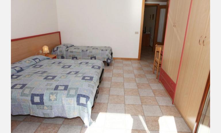 appartamenti MINERVA: B5 - camera (esempio)
