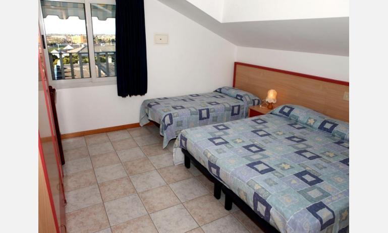appartamenti MINERVA: C7 - camera mansardata (esempio)